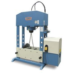 BAILEIGH HYDRAULIC WORK SHOP PRESS HSP-176M-HD