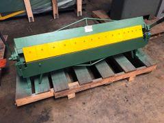 Used Enco 2248 Box and Pan Brake