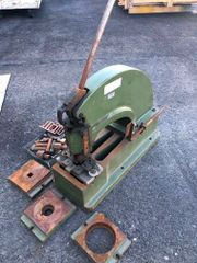 Used Diacro No 2 Punch Press, with extras