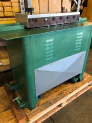 Used Lockformer 18ga Pittsburgh with Acme Rolls, 3ph