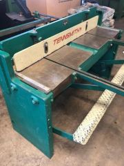 Used Tennsmith 1652 Foot Shear
