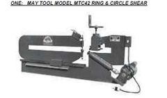 MAY TOOL MODEL MTC42 RING & CIRCLE SHEAR