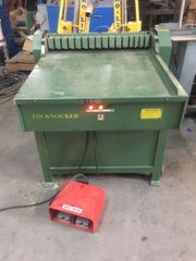 Used Tin Knocker No. 30 Power Cleat Bender