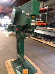 Used Maplewood Stamp-Lok Machine 24ga, 1ph-110 volt