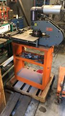 Used Thor Turret Press Air Hydraulic