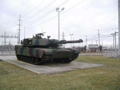 Used Army Tank