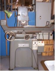 USED GRINDER SURFACE 8 X 18 SHARP