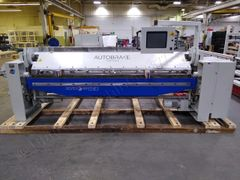 Used Roper Whitney CNC Auto Brake Model AB1014KO