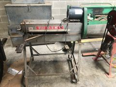 USED WILDER 16 GAUGE POWER SLITTER MDL 1624