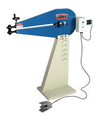 Baileigh Power Bead Roller Machine BR-18E-36