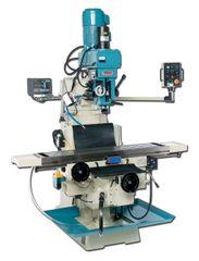 Baileigh Vertical Mill VM-1258-3