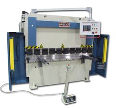 Baileigh Hydraulic Brake Press BP-5078CNC