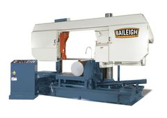 Baileigh Semi-Automatic Band Saw BS-800SA