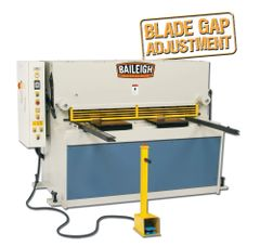 Baileigh Hydraulic Metal Shear SH-5208-HD