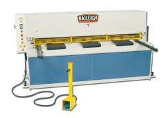 Baileigh Heavy Duty Hydraulic Sheet Metal Shear SH-8010-HD