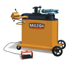 Baileigh Programmable Pipe Bender RDB-325