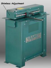RAMS-2011-C 16 ga Slitter Cabinet Mount