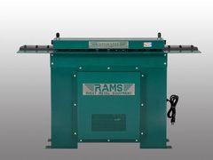 RAMS-2018 24ga Button Lock Machine