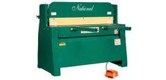 National 48 x 1/4 Hydraulic Shear Model NH4825