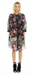 Aratta Bold Blooms Tunic