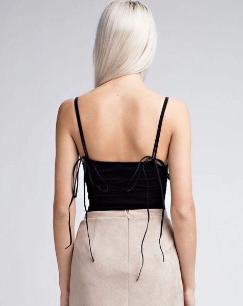 1bb5bef76aa8 Honey Punch Square Neck/Tie Bodysuit | Shop Lesley Jane | womens ...