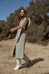 Sage the Label Meadow Midi