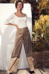 Sage the Label Getaway Trousers