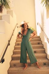 Sage the Label Summer in Paradise Jumpsuit
