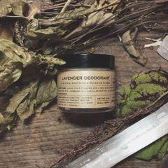 Lavender All-Natural Deodorant