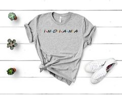 Indiana Friends Tee