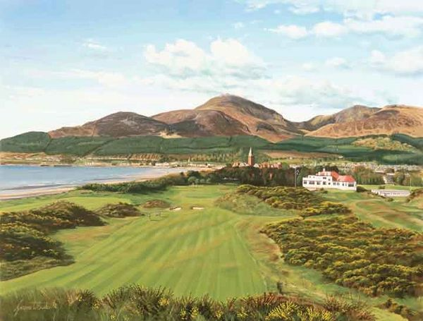 Royal County Down, Ireland