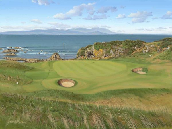 Turnberry, Kintyre Course, Scotland