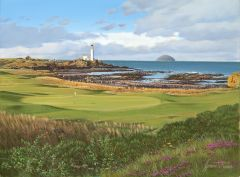 Turnberry Hotel and Golf Club, Ailsa Course, Scotland.