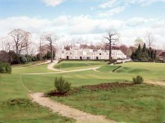 Wentworth Golf Club, England. First Fairway.
