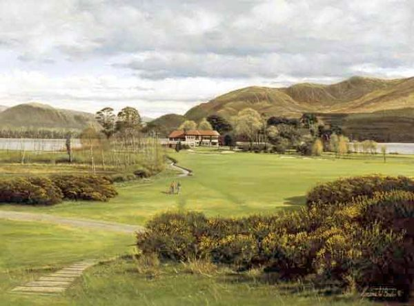 Killarney, Killean Course, Ireland