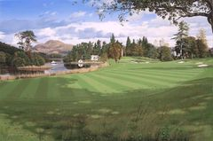 Loch Lomond 18th Hole