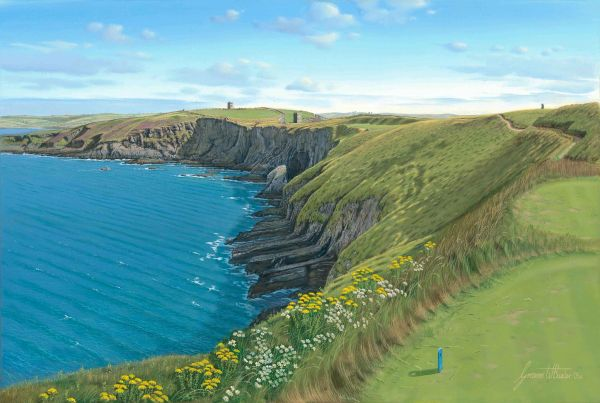 Old Head, 12th Hole, Ireland