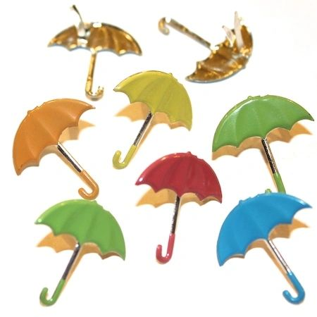 Umbrella brads by Eyelet Outlet