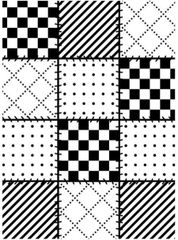 "Quilt Blocks Embossing Folder (4.25""x5.75"") by Darice"