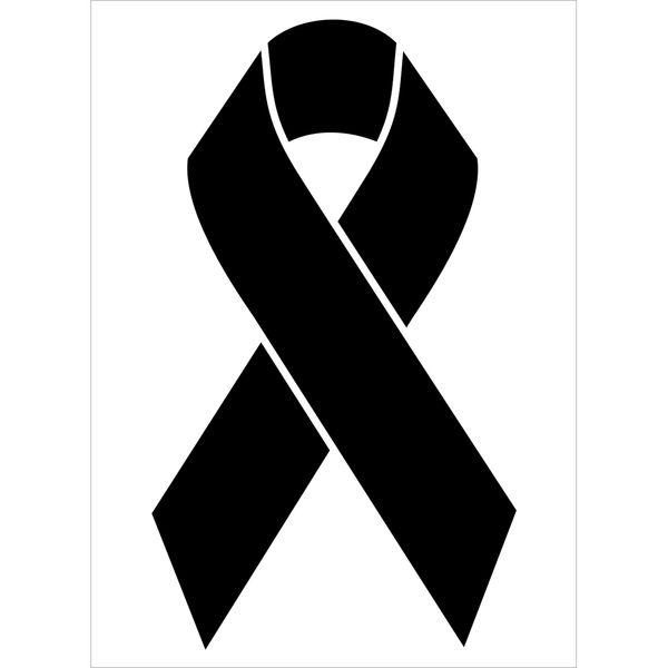 """Awareness Ribbon Embossing Folder (4.25""""x5.75"""") by Darice"""