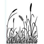 """Grass Embossing Folder (4.25""""x5.75"""") by Darice"""