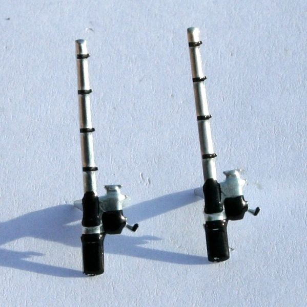 Fishing Rod brads by Eyelet Outlet