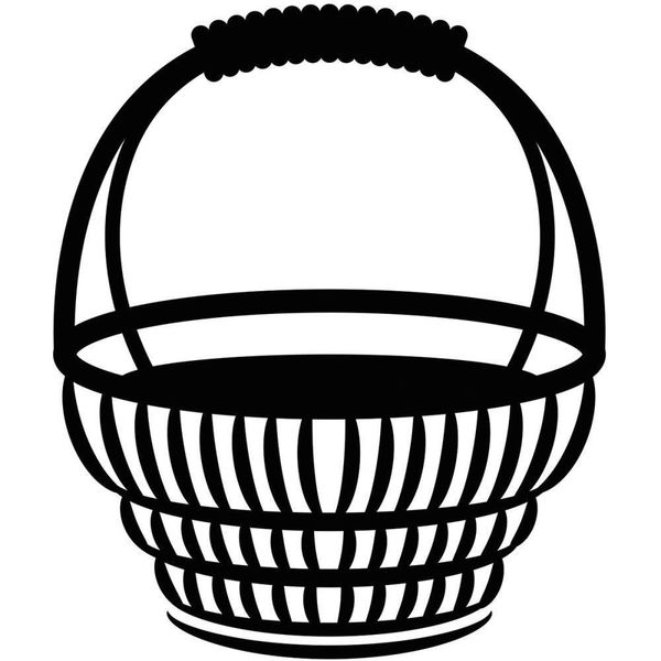 """Basket with Handle Embossing Folder (4.25""""x5.75"""") by Darice"""