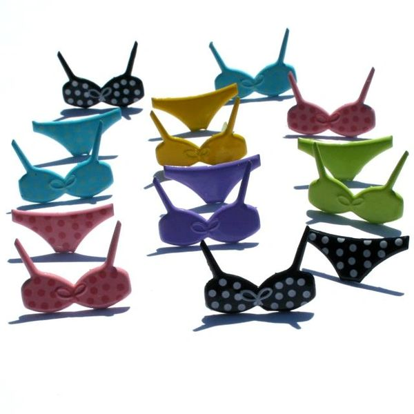 Bikini brads by Eyelet Outlet