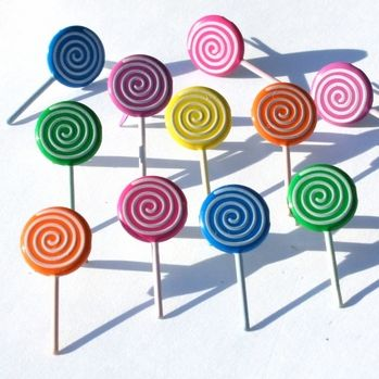 Lollipop brads by Eyelet Outlet