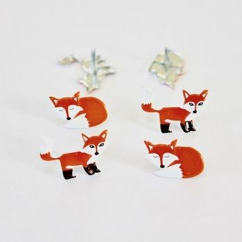 Fox Brads by Eyelet Outlet