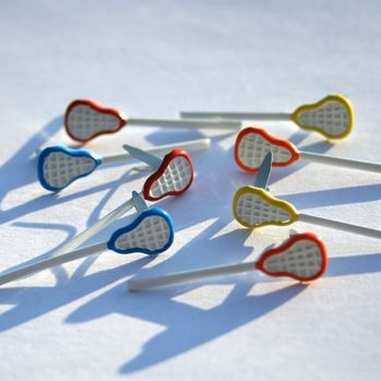 Lacrosse stick brads by Eyelet Outlet