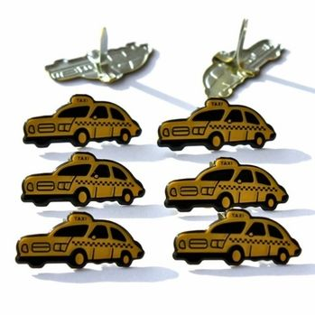 Taxi Cab Brads by Eyelet Outlet