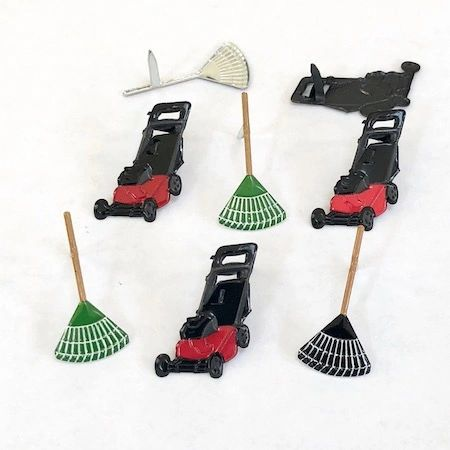 Lawn Tools brads by Eyelet Outlet