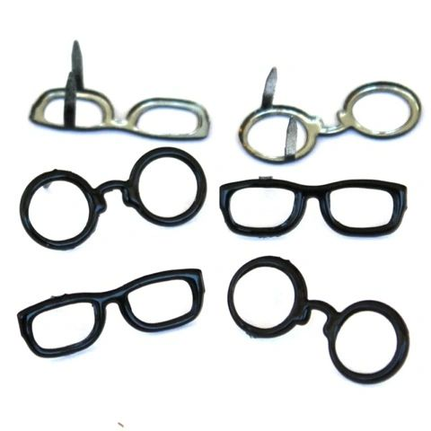 Eye Glasses brads by Eyelet Outlet